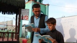 An Afghan Man Makes Sure Street Children Get An Education