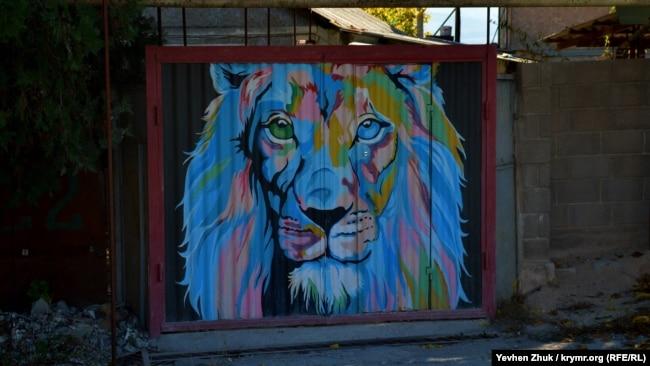 «Лев» из Сахарной Головки