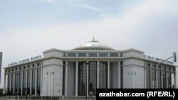 Adalat ministrliginiň jaýy, Aşgabat