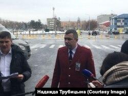 Начальник отдела эпиднадзора тюменского управления Роспотребнадзора Александр Летюшев
