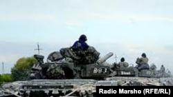 Ofensiva e ushtrisë ruse në Dagestan
