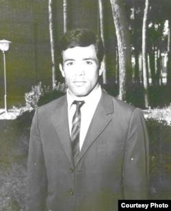 محمد قربانی، کشتیگیر ایرانی.
