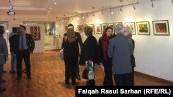معرض للفنان وسام زكو