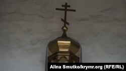 Крест. Православие. Иллюстрационное фото