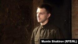 Советский офицер в исполнении Николая Мулакова