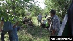 Кырымтатарлар каршылык күрсәтә
