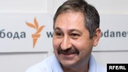 Military expert Alexander Golts