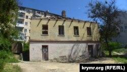Здание севастопольского городского клуба туристов