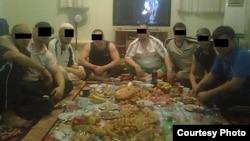 Абакта тартылган сүрөт. 20-январь, 2012-жыл