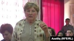 Эмине Закирьяева