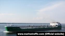 Российское судно «Механик Погодин», архивное фото