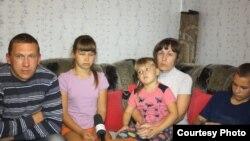 Семья Решетниковых