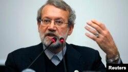 Իրանի խորհրդարանի նախագահ Ալի Լարիջանի, արխիվ