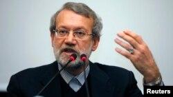 د ایراني پارلیمان منشي علي لاریجاني