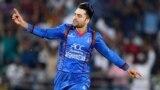 راشد خان، ستارۀ کریکت افغانستان