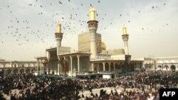 Мячэт Аль-Казімія ў Багдадзе. Ілюстрацыйнае фота