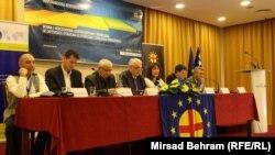 Međunarodna konferencija Panevropske unije, Mostar, 12. septembar 2015.