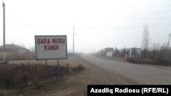 Saatlı, Qara Nuru kəndi