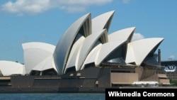 Տեսարան ավստրալական խոշորագույն Սիդնեյ քաղաքից