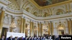 Під час 17-го саміту голів держав Центральної і Східної Європи в Варшаві