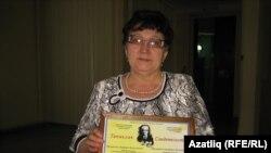 Әлфирә Низамова