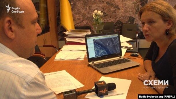 Ганна Бондар, заступниця директора Департаменту містобудування та архітектури Києва, не знає, коли загубилася документація