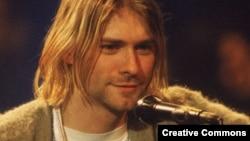 Курт Кобейн. 1993 год