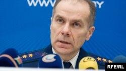 Генпракурор Рыгор Васілевіч, які вынес папярэджаньне Бяляцкаму