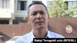 Омурбек Бабанов. 29 августа 2019 года.