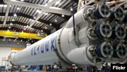 Ракета-носитель Falcon 9