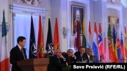 Zajednička sjednica Parlamentarne skupštine NATO i Parlamenta Crne Gore na Cetinju, ilustrativna fotografija