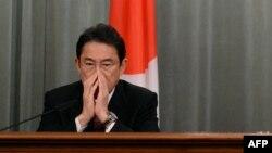 Шефот на јапонската дипломатија Фумио Кишида