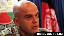 ISAF spokesman General Gunter Katz (file photo)