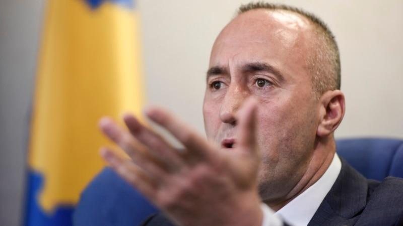 Haradinaj Says Tax On Serbian Goods, Relations With Belgrade Shouldn't Be Linked