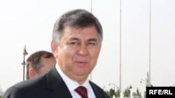 Tajikistan - Murodlai Alimardonov, Tajikistan prime-minister deputy, Dushanbe, 18Mar2010