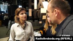 Марина Порошенко каже, що посада стала для неї несподіванкою