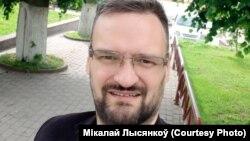 Мікалай Лысянкоў, архіўнае фота