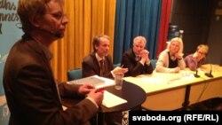 Марцін Угла, Стэфан Эрыксан, Андрэй Бандарэнка і Тацяна Равяка