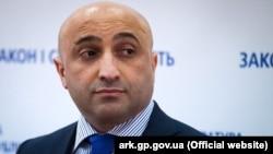 Прокурор АРК Гюндуз Мамедов