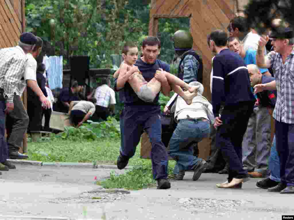 Beslan, 3 sentyabr 2004