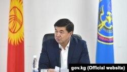 محمد خلیل عبدالغازیف، صدراعظم سابق قرغزستان