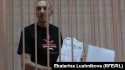 Алексей Галкин выступает перед судом