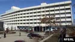 Гостиница «Интерконтиненталь» в Кабуле