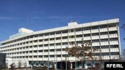 Гостиница «Интерконтиненталь» в Кабуле.