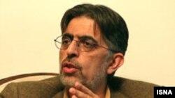 غلامحسین کرباسچی می گوید مسایل هر کشوری در داخل آن کشور حل و فصل شود. عکس از ایسنا