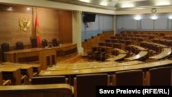 Черногория парламенти