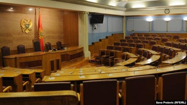 Crnogorski parlament, ilustrativna fotografija