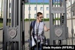Ірына Леўшына, галоўны рэдактар БелаПАН, выходзіць зь Сьледчага камітэту
