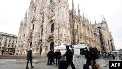 کلیسای جامع شهر میلان