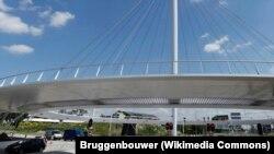 Падвесны мост у Эйндховене